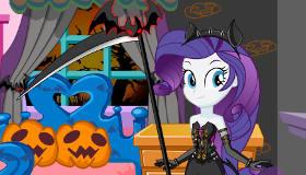 Equestria Girls Halloween Makeover