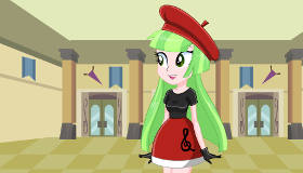 Watermelody Dress up
