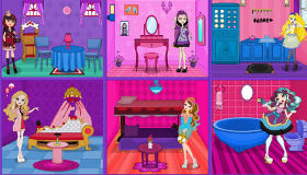 Ever After High casa de muñecas