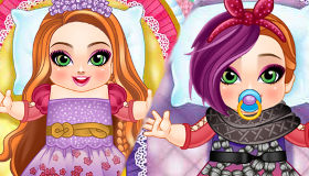 Bebés en Ever After High