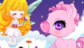 Unicornio bebé para vestir