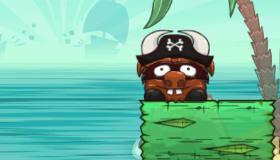 Juego de piratas para niños