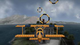 Avión de piruetas