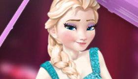 Juego de Frozen con música