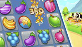 Candy Crush de frutas