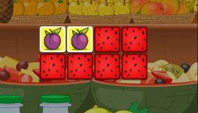 Frutas y verduras para niños