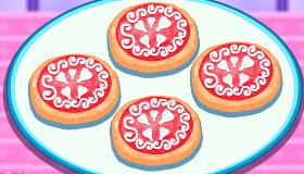 Pastas súper dulces