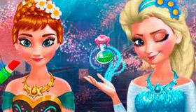 Cambia de look a las princesas Disney