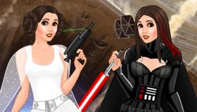 Juego de cambio de look de Star Wars