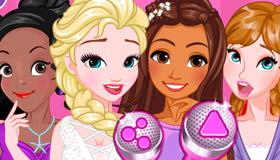 El «Carpool Karaoke» de las princesas