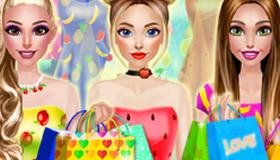 Las reinas de las compras