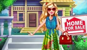 Juego de venta de casas para chicas