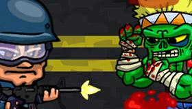 La policía contra el Grinch