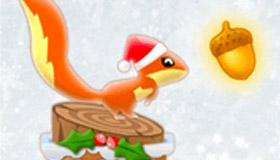 Juego de Scrat y la Navidad para chicas