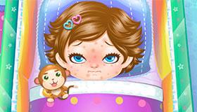 Aprende a cuidar de un bebé enfermo