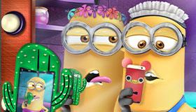 Concurso de selfies de los Minions