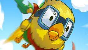 Flappy Bird versión Aladdin