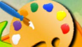 Juego de colorear de unicornio
