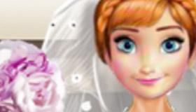 La boda de Anna en Frozen 2