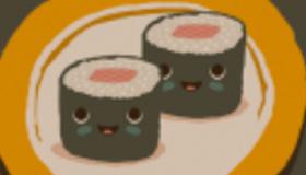¡Corte loco de sushis!