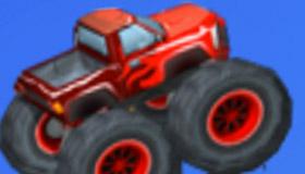 La locura de los grandes camiones - juego para chicas
