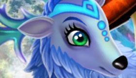 Frozen 2: juego de animales