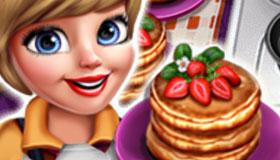 Pancakes & chuletas