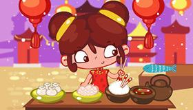 Flojera del Año Nuevo chino