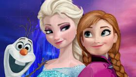 Frozen puzle