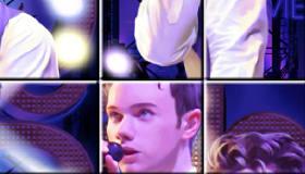 Fotos de Glee en puzle