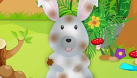 Conoce al conejo de Pascua