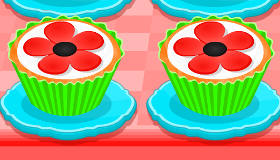 Cupcakes dulces