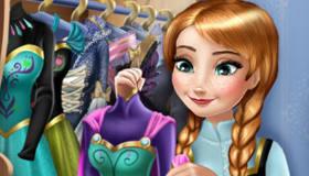 Moda de Anna Frozen