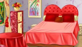 Habitación de boda de Barbie