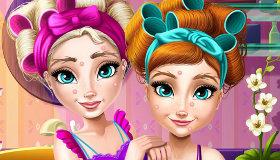 Juego De Frozen Moda Universitaria Gratis Juegos Xa Chicas