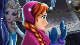 Curar a Anna de Frozen