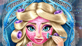 Elsa de Frozen: un cambio de look real