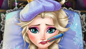 La fiebre congelada de Elsa de Frozen