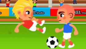 Juego de partidos de fútbol