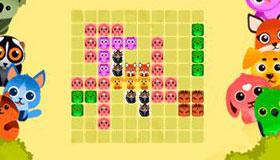 Tetris de los Hatchimals