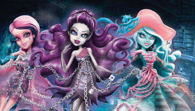 Monster High Haunted House