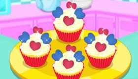 Juego de cupcakes gratis