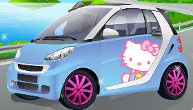 coches de chicas