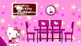 Hello Kitty Decora su casa
