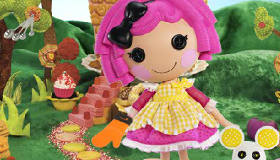 Lalaloopsy Peanut Big Top