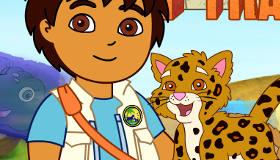 Juego De Juega Con Diego El Primo De Dora La Exploradora Gratis Juegos Xa Chicas