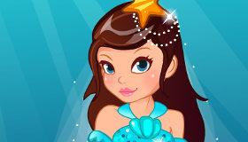 Sirena feliz