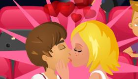 Besos en el cine