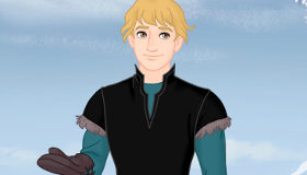 Vestir a Kristoff de Frozen