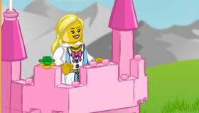 Lego princesa poni